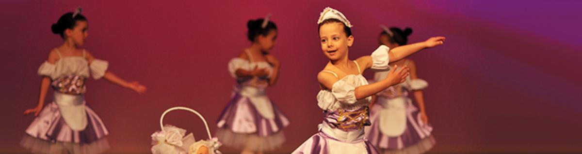 Aulas de Ballet kids